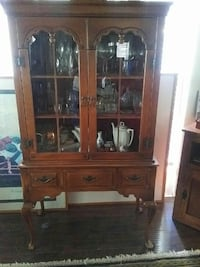 1940's Cotswold China Cabinet