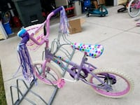 children's purple and pink bicycle Burke, 22015