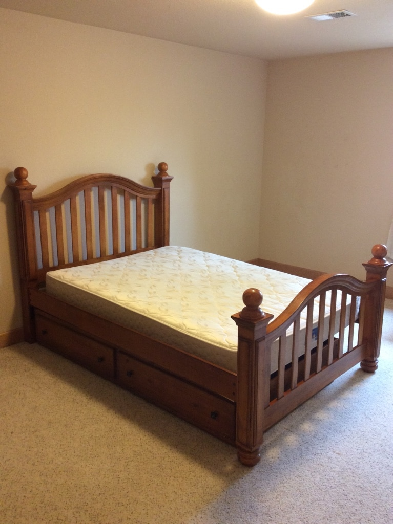 letgo - Full Size Trundle Bed in Larkspur, CO
