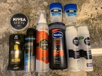 Mens Personal Care Lot Decatur, 62521