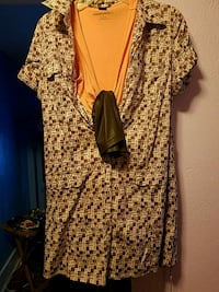 Ladies Dress size M with leggins South Bend, 46628