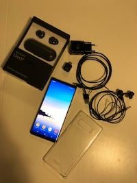Samsung Galaxy note8 with Gear IconX Sandnes, 4314