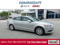 2016 Ford Fusion Jacksonville, 32256