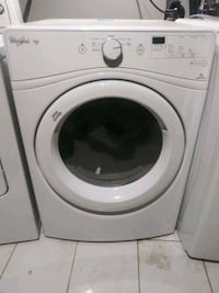 white front-load clothes washer Farmingdale, 11735