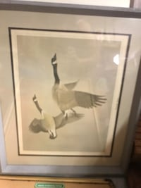 ART Canadian Geese  Langley, V1M 2G6