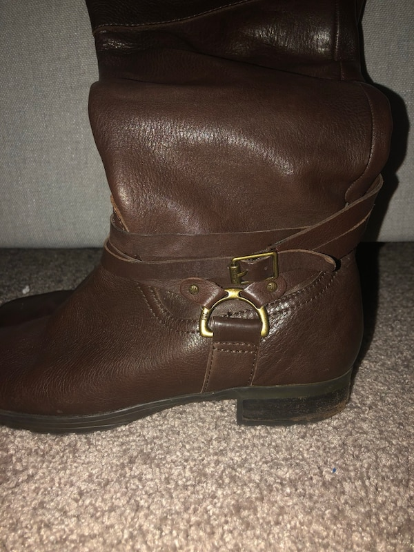Size 6 Ralph Lauren Leather Riding Boots 1