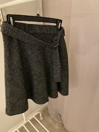 New Zara Women Winter / Autumn Skirt Grey Color Size L 海厄兹维尔, 20782