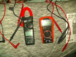 Klein Tools Electrical Testers