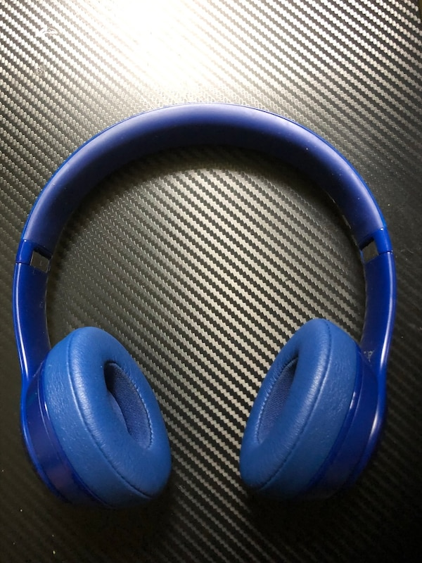 Beats Solo 2 Wired Headphones - Blue