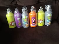 assorted color bottle lot Two for five dollars Ottawa, K1G 5T1