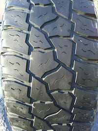 4 truck tires . Mickey Thompson's 35×12.50R20 LT  Athens, 30607