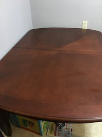 Dining table for medium or large with free 3 chairs