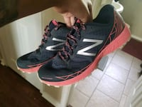 Pink and Blue New Balance Trail Shoes Midwest City, 73110