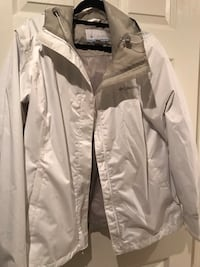 Columbia waterproof jacket  Vaughan, L4H