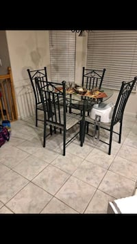 Glass Dining Table Chico, 95926