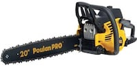 Poulan Pro PP5020AV 20-Inch 50cc 2 Stroke Gas Powered Chain Saw City of Manassas, 20112
