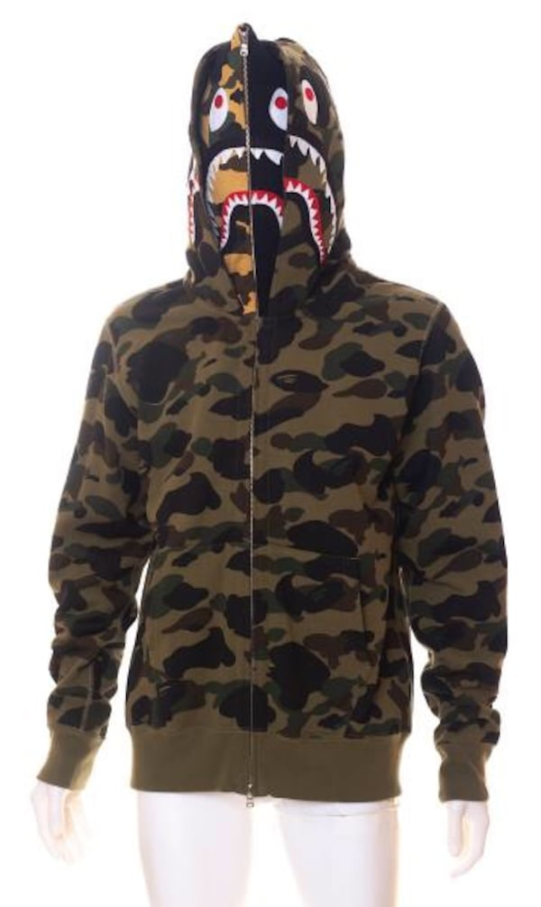Bape 1st double shark camo 4