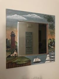 Lighthouse mirror  Fort George G Meade, 20755