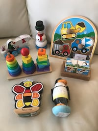 Lot of Wooden Puzzles  Edmonton, T6J 3Y5