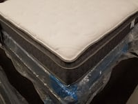 white and black bed mattress Chantilly