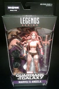 Marvel Legends Angela Action Figure Port Coquitlam, V3B 7G7