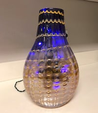 Lighted Vase Vancouver, 98682