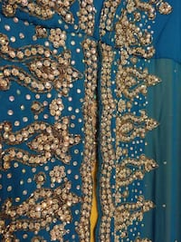 Morrocan Caftan formal wear