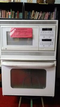 """GE- Microwave & Oven 30""""w x 43""""h, in good conditio Riverview, 33578"""