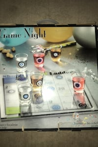 Drinking game, brand new, never opened Toms River, 08753