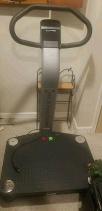 black and gray Bowflex treadmill Gaithersburg, 20879