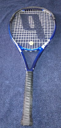 Raqueta tenis PRINCE POWER LINE CLASIC TITANIUM MADRID