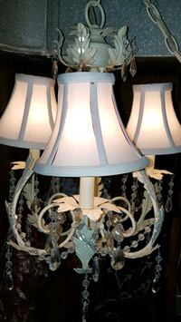 Chic crystal chandelaire  Pickering, L1W 2S5