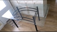 FREE DELIVERY TODAY ONLY- GLASS DINING TABLE - GREAT CONDITION