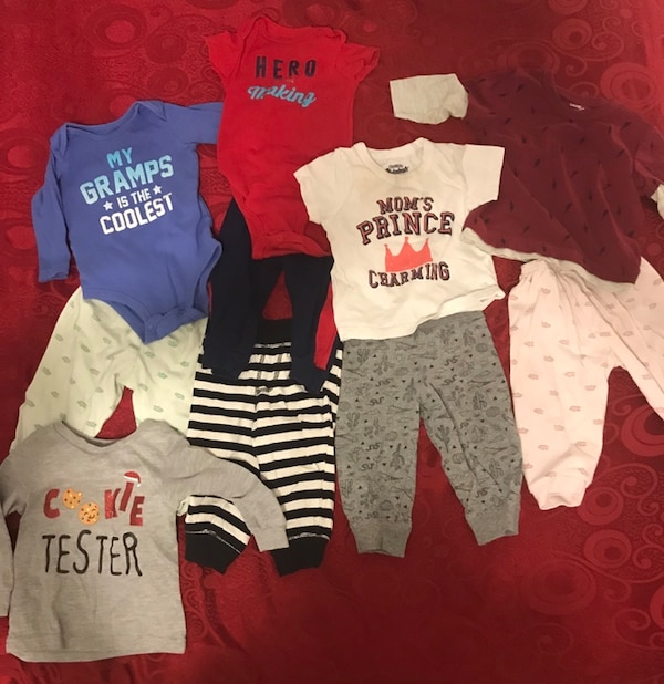 4dd418283 Used Baby boy clothes lot for sale in Mississauga - letgo
