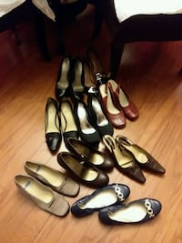 women's assorted pairs of shoes Greensboro