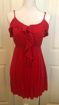 Red dress Stafford, 22556