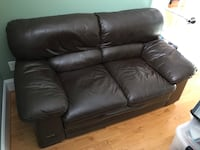 Used Red Fabric 2 Seat Sofa For Sale In Durham Letgo