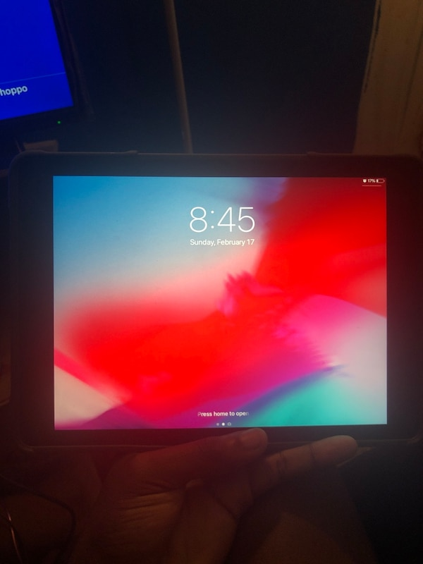 iPad it's unlocked free to download anything