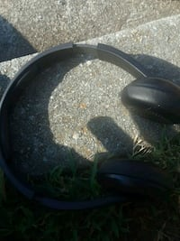 black and gray corded headphones Atlanta, 30345
