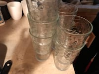 New Glass Cups (9x) Arlington, 22206