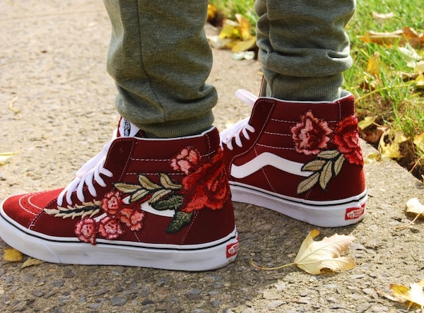 82eaac6315c Used New men s vans x gucci custom sneakers shoes for sale in ...