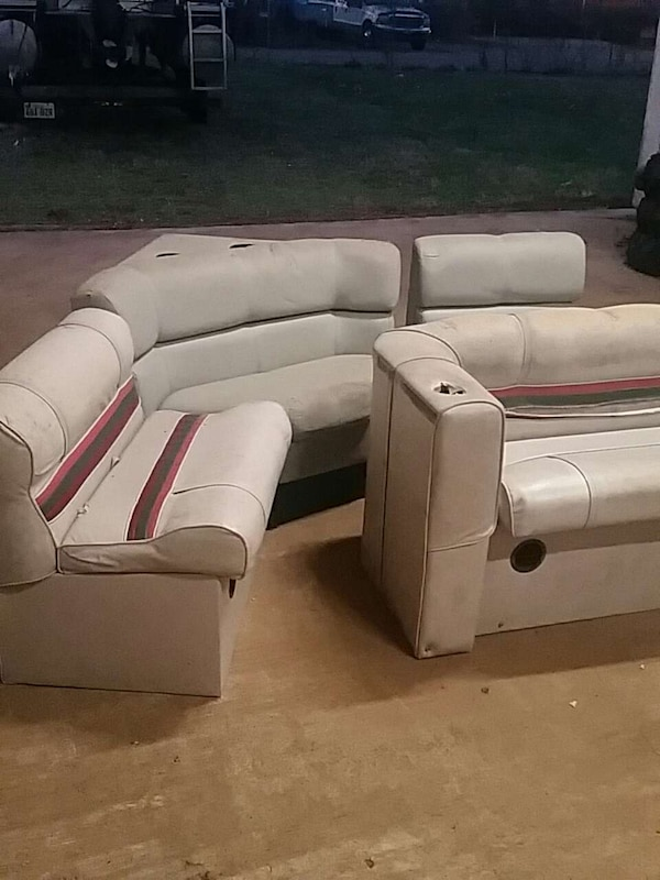 Used 8 Pieces Used Pontoon Furniture For Sale In Ore City Letgo