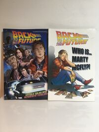 Back to the Future Graphic Novels Mississauga, L5C