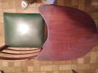 brown wooden table with chairs PURCELLVILLE
