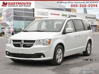 2019 Dodge Grand Caravan Crew Plus Dartmouth