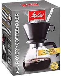 Melitta Pour-Over Coffee Maker Toronto, M3J