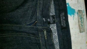 Mens sean john and ring of fire jeans