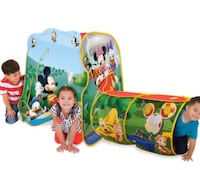 Playhut Disney Mickey Mouse Discovery Hut Hanover, 21076