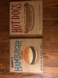 3 signs for the kitchen all 3 for $25 or $10 each Fallston, 21047