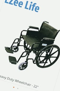 black and gray wheelchair screenshot Edmonton, T5T 1Y1